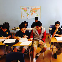 study-hall